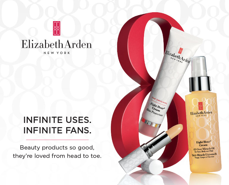 Eight Hour Cream - Elizabeth Arden Singapore Skincare
