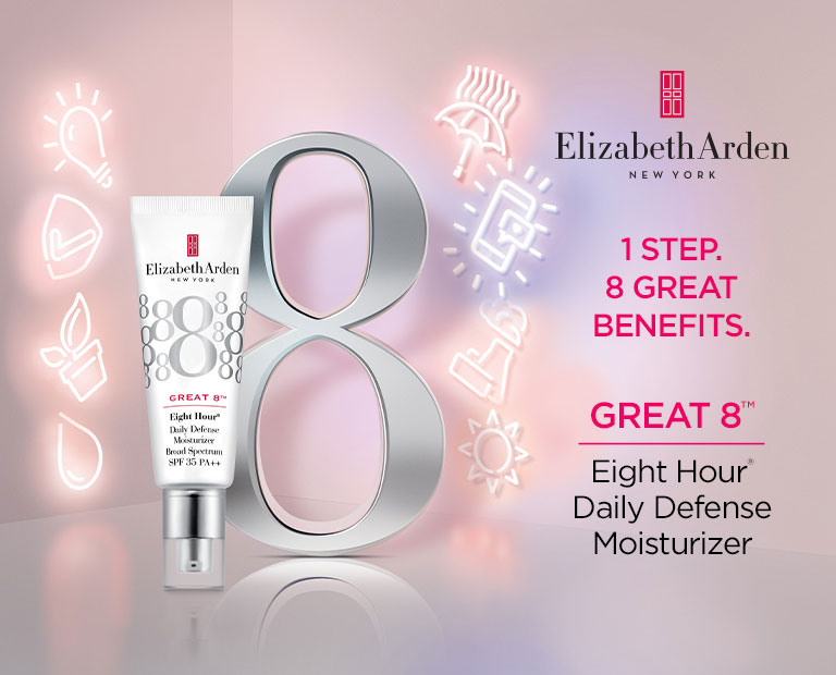 Eight Hour Great 8 - Elizabeth Arden Singapore Skincare