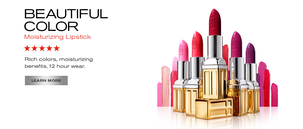 Elizabeth Arden Singapore : Makeup & Beauty : Beautiful Color Makeup Collection