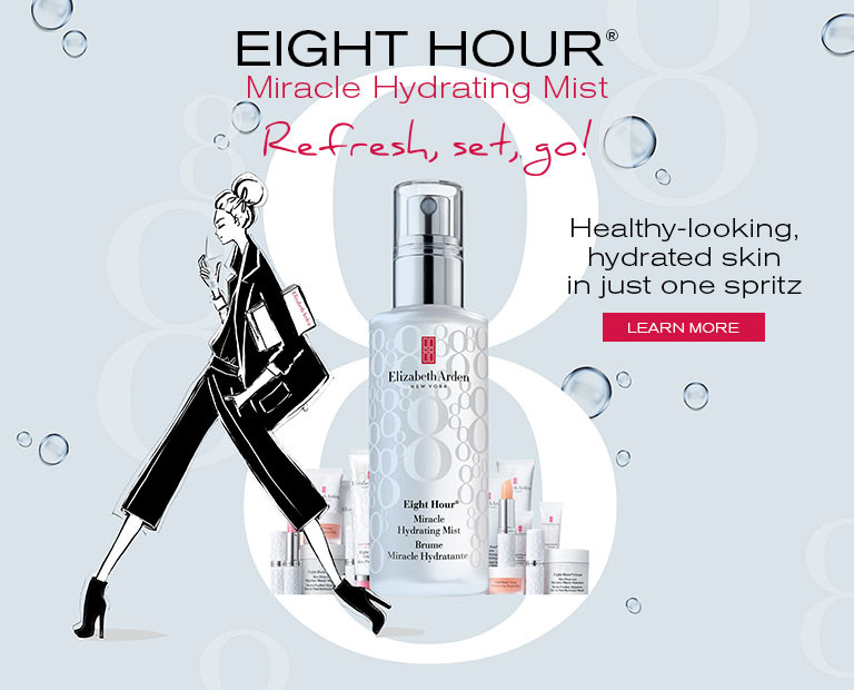 Elizabeth Arden Singapore : Skincare to Hydrate and Protect Skin