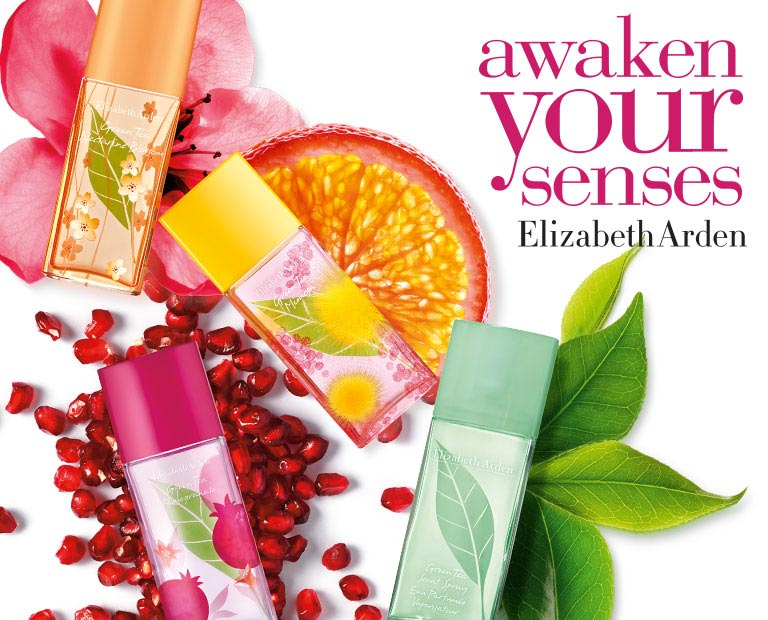 Elizabeth Arden Singapore : Fragrance & Perfume : Green Tea