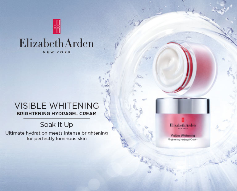 Elizabeth Arden Singapore : Skincare to Improve Skin Radiance