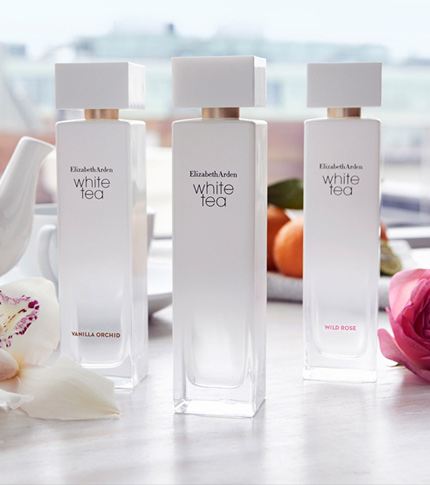 Elizabeth Arden Singapore : Fragrance & Perfume : White Tea