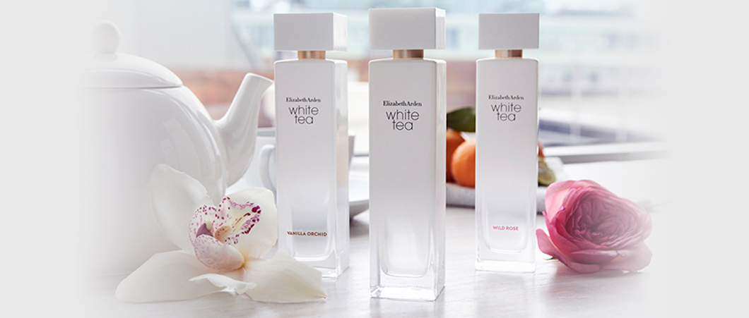 White Tea Collection - Elizabeth Arden Singapore Fragrances